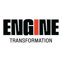 ENGINE   Transformation logo