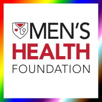 Men's Health Foundation logo