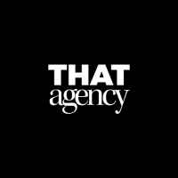 THAT Agency logo